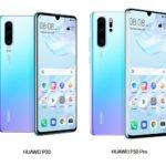 Huaweiが、10倍望遠/超高感度撮影対応スマホ「P30」シリーズ2モデルを発表