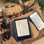 Amazonが、フロントライトを初搭載した電子書籍リーダー新「Kindle」を発表しました。