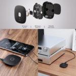 AUKEYが、NFC機能搭載のBluetoothレシーバー「AUKEY BR-C16」を発売