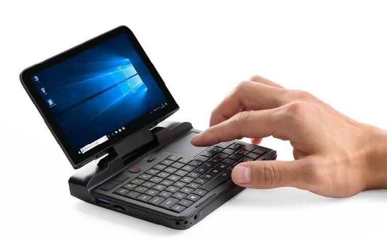 6インチ モバイルビジネスパソコン「GPD MicroPC」