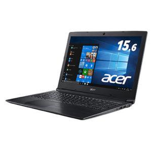 エイサー(Acer)の「A315-53-N34D/KF (Aspire 3)」