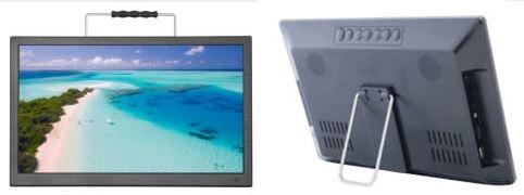 OVERTIME 15.6インチ液晶地上デジタルテレビ OT-PT156K