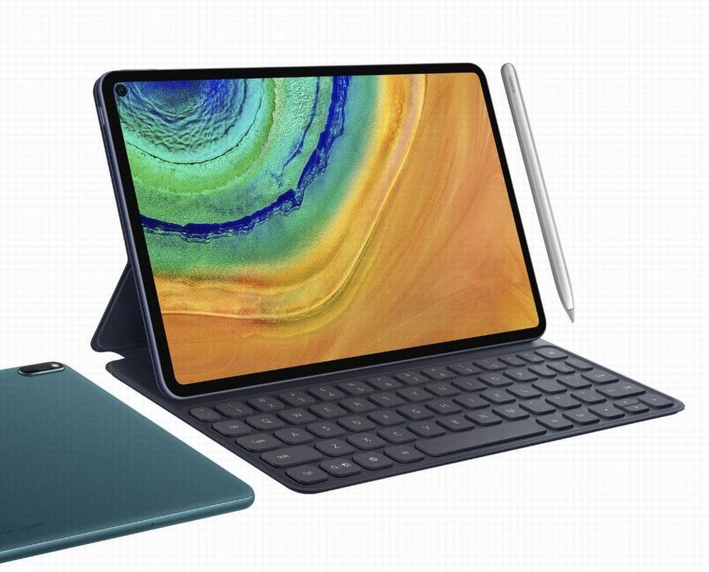 10.8型のAndroidタブレット「MatePad Pro」
