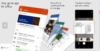 新しいモバイル向けのWord・Excel・PowerPointを統合したスマートフォンアプリ「Office」