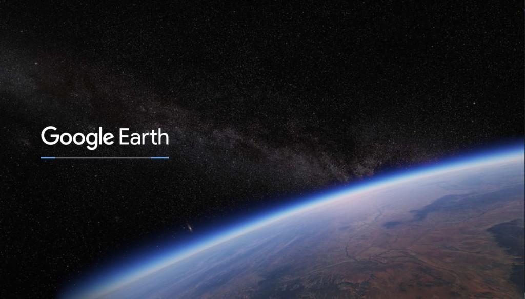 WEB版 Google Earth