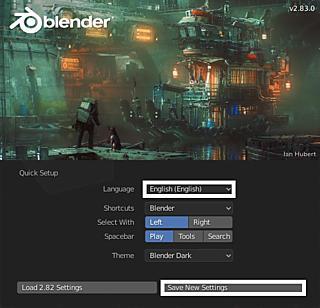 Blender2.83